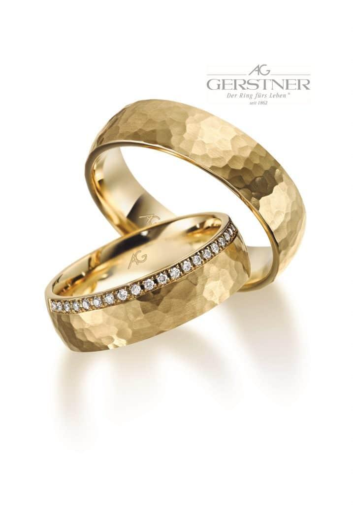 Mit Klick auf das Bild gelangen Sie zur Unterseite Design Eheringe von Juwelier Silvia Brandstetter