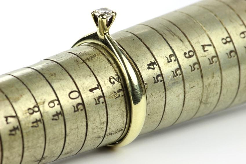 Ringweitenänderung bei Juwelier Brandstetter