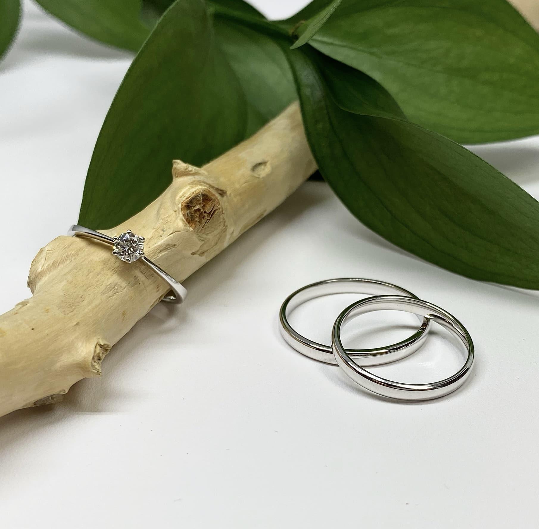 Verlobungsringe und Eheringe Service bei Juwelier Silvia Brandstetter